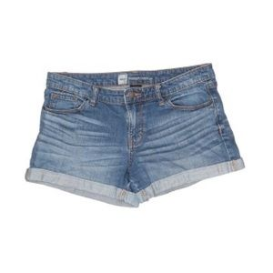 Mossimo Size 6 Denim Shorts - New Without Tags
